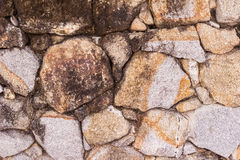 Stone wall background. Stone wall can be used as background Royalty Free Stock Photography
