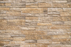 Stone wall background. Close up Royalty Free Stock Photos