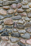 Stone wall background. Decorative background gray wall decoration with natural stone with cement Royalty Free Stock Images
