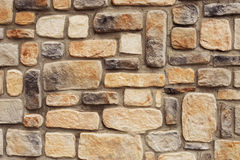 Stone wall background. For design Stock Photos