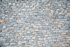 Stone wall background Royalty Free Stock Images