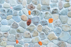 Stone wall background. The background is a gray stone wall royalty free stock images