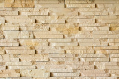 Stone wall background horizontal Royalty Free Stock Photography