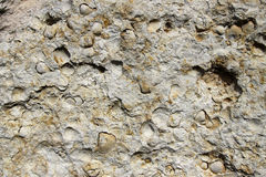 Stone wall background horizontal Royalty Free Stock Images