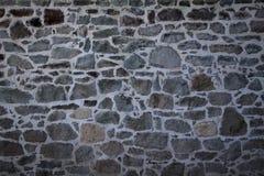 Stone wall background horizontal Royalty Free Stock Photography