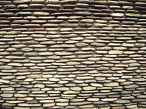 Stone wall background Royalty Free Stock Photos