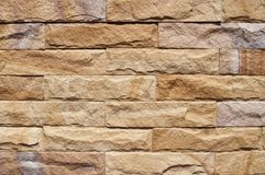 Stone wall background. Stock Photography