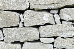 Stone Wall Background Royalty Free Stock Image
