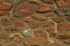 A stone wall background Royalty Free Stock Images