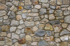 Stone wall background. Stock Image