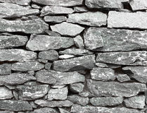 Stone wall, for background or texture Stock Image