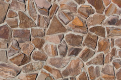 Stone wall background or texture. Stone wall background and texture Royalty Free Stock Photography