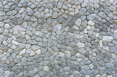 Stone wall background & texture Royalty Free Stock Photography