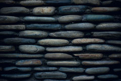 Stone wall background. Stock Photos