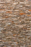 Stone Wall Background, Vertical Pattern Stock Photo