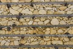 Stone wall. Background. Stock Images