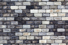 Stone wall brick Stock Images