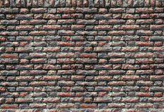 Stone Wall. brick wall. A stone wall texture background Stock Images