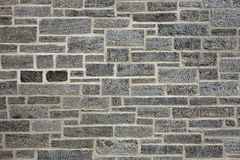 Stone Wall. A stone wall. It can be used as a background royalty free stock images