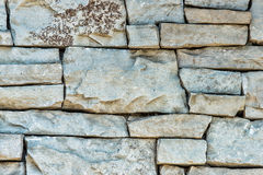 Stone Wall Close Up Royalty Free Stock Photography