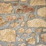 Stone wall close up Royalty Free Stock Photo