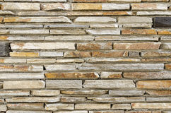 Stone wall close-up. Stock Image