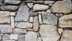 Stone wall. Close-up uf a Stone wall Royalty Free Stock Photo