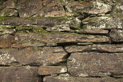 Stone Wall - ancient Royalty Free Stock Photo