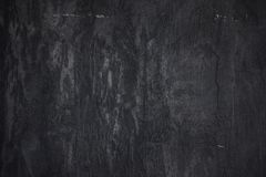 The stone wall concrete textured black background Royalty Free Stock Photos