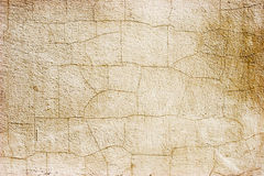 Stone wall cracking background Royalty Free Stock Image