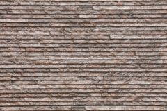 Stone wall decorative surfaces Stock Photography