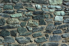 Stone wall detail Stock Photos