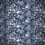 Stone wall detail texture background wallpaper.  royalty free stock photo