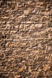 Stone wall detailed texture Stock Images