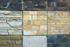 Stone wall fabric Royalty Free Stock Photo