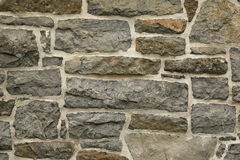 Stone wall. Filling frame as pattern Royalty Free Stock Photography