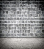 Stone Wall and Floor Royalty Free Stock Image