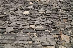 Stone wall royalty free stock photography