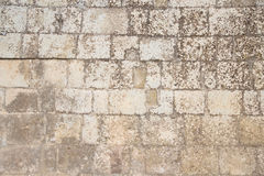 Stone wall. Grey sone backgound Royalty Free Stock Images