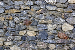 The stone wall Stock Photo