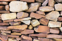 Stone wall like background Stock Photos