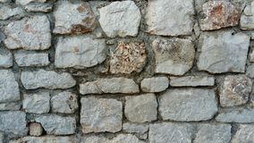 Stone wall like mosaic stock photos