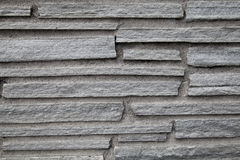 Stone Wall Lines Background Texture. Gray Stone Wall Lines Squares Rectangles Background Texture Stock Images