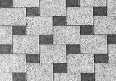 Stone Wall Mosaic Stock Photos
