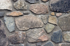 Stone wall. Stock Image