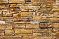 Stone wall of natural stones Royalty Free Stock Photos