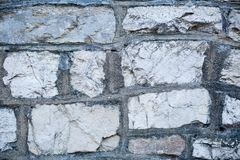 A stone wall Royalty Free Stock Photography