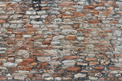 Stone Wall. Old Stone wall Background Texture Royalty Free Stock Photography