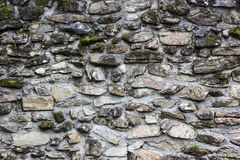 Stone wall pattern Royalty Free Stock Photo