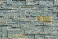 Stone wall pattern surface texture Stock Photography